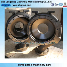 stainless Steel Pump Spare Part and Pump Casing